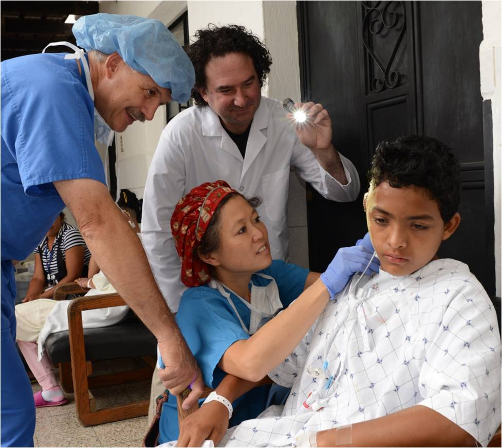 HUGS Medical Mission - Neal Goldman MD - Facial Plastic Surgeon